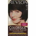 Revlon ColorSilk  NO.-20 (Brown,Black) Ammonia Free